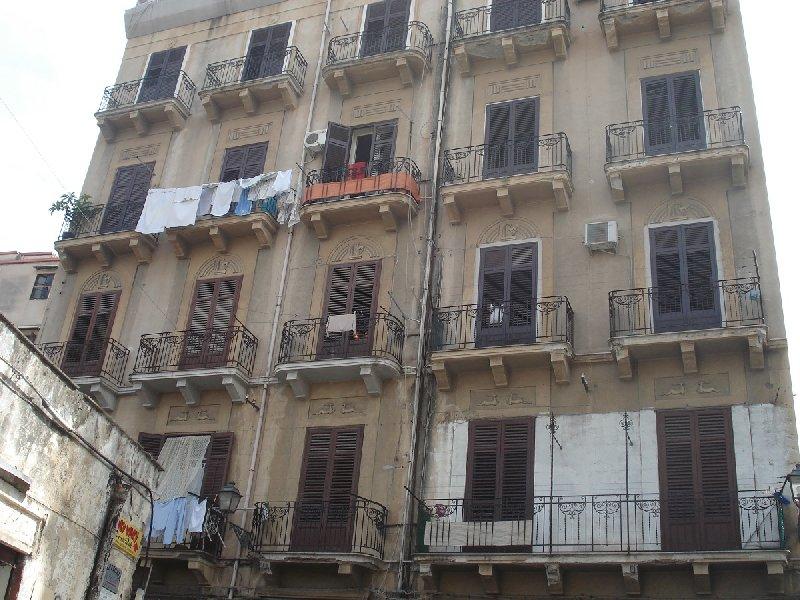 Appartamento affitto PALERMO (PA) - 4 LOCALI - 90 MQ