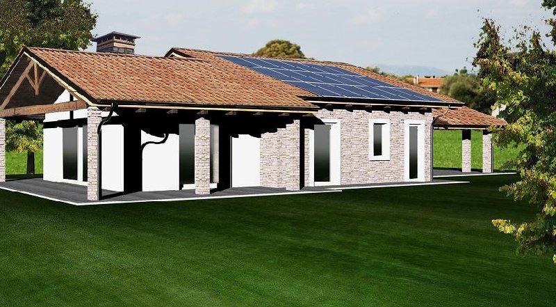 Villa in vendita a Sandigliano, 5 locali, Trattative riservate | CambioCasa.it