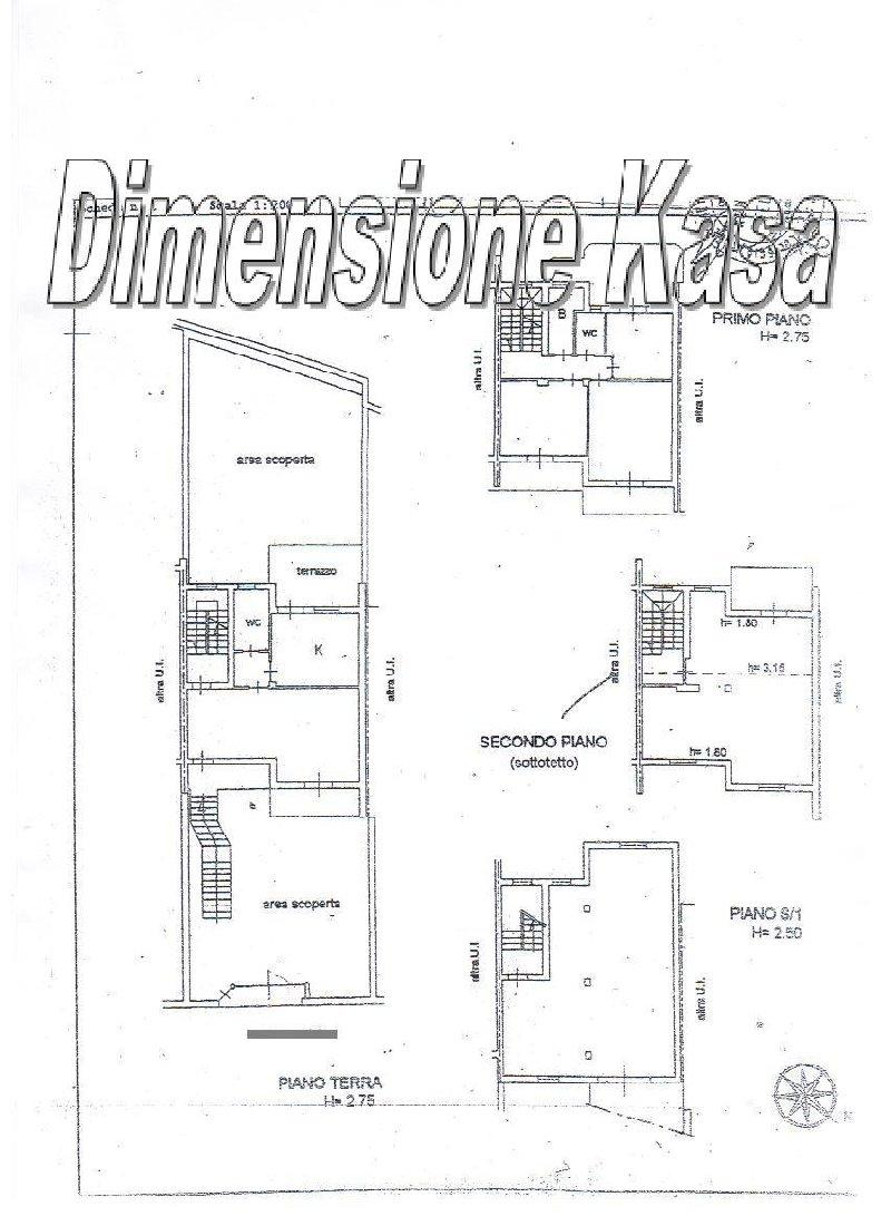 Villa a Schiera in vendita a Carbonara di Nola, 7 locali, prezzo € 275.000 | Cambio Casa.it
