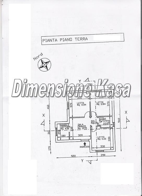 Villa in vendita a Centola, 4 locali, zona Zona: Palinuro, prezzo € 190.000 | Cambio Casa.it