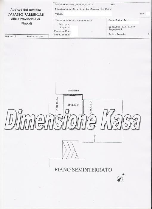 Box / Garage in vendita a Nola, 9999 locali, prezzo € 20.000 | Cambio Casa.it