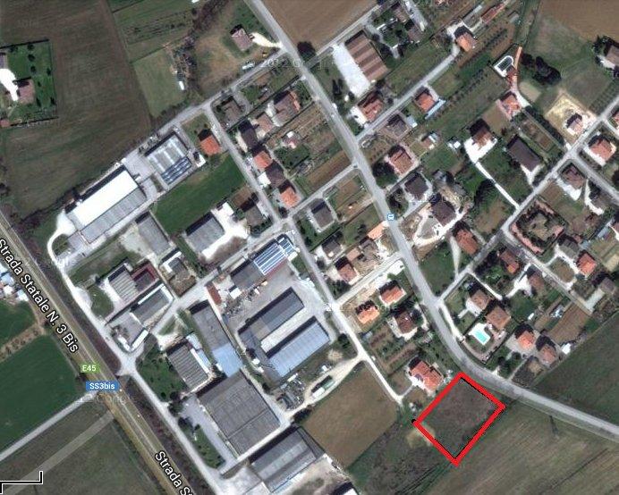 Terreno Edificabile Residenziale in vendita a Perugia, 9999 locali, prezzo € 90.000 | Cambio Casa.it