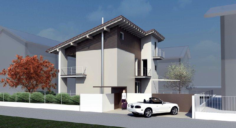 Villa in vendita a Salò, 5 locali, zona Zona: Cunettone, prezzo € 390.000 | Cambio Casa.it