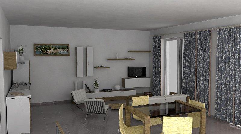 Appartamento in vendita a San Giorgio Piacentino, 3 locali, prezzo € 170.000 | Cambio Casa.it