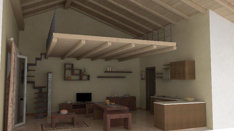 Appartamento in vendita a San Giorgio Piacentino, 2 locali, prezzo € 78.000 | Cambio Casa.it