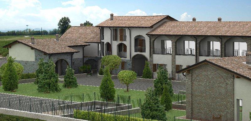 Bilocale San Giorgio Piacentino Località Casturzano 11