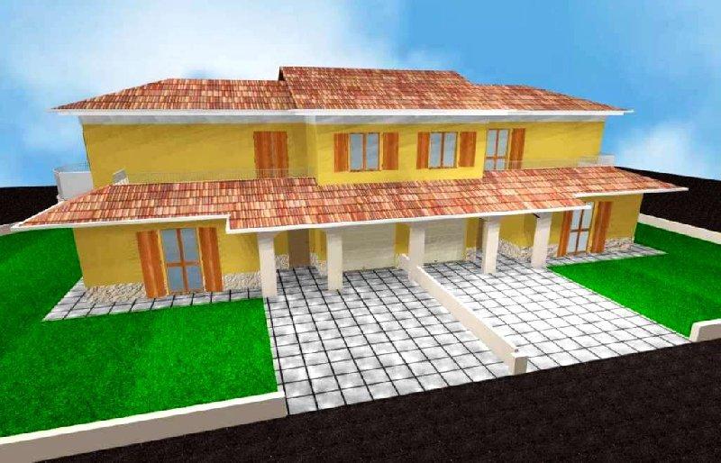 Villa a schiera, Albuzzano, in nuova costruzione