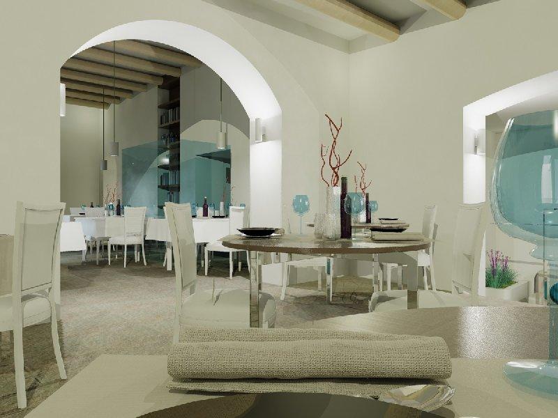 Ristorante / Pizzeria / Trattoria in affitto a Palermo, 7 locali, zona Zona: Centro storico, prezzo € 5.000 | Cambio Casa.it