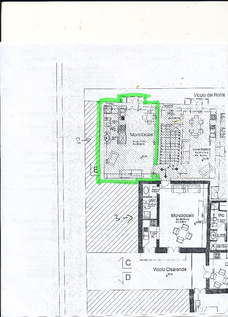 Appartamento in affitto a Palermo, 1 locali, zona Zona: Centro storico, prezzo € 300 | CambioCasa.it