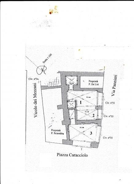 Palazzina vendita PALERMO (PA) - 7 LOCALI - 500 MQ