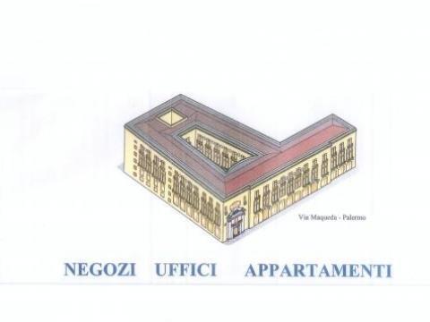 Appartamento vendita PALERMO (PA) - 2 LOCALI - 5171 MQ