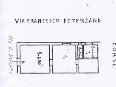Appartamento vendita PALERMO (PA) - 6 LOCALI - 120 MQ