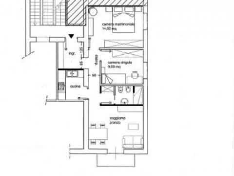 Appartamento vendita PALERMO (PA) - 4 LOCALI - 80 MQ