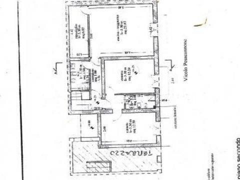 Palazzina vendita PALERMO (PA) - 3 LOCALI - 85 MQ