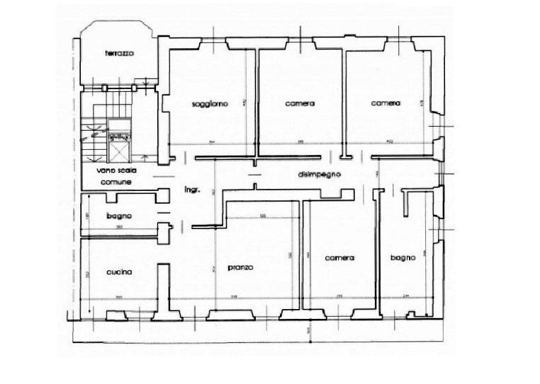 Appartamento in vendita a Occhieppo Inferiore, 6 locali, prezzo € 169.000 | CambioCasa.it