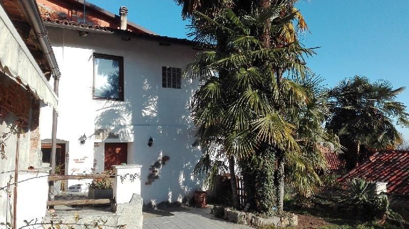 Soluzione Semindipendente in vendita a Ronco Biellese, 5 locali, prezzo € 129.000 | Cambio Casa.it