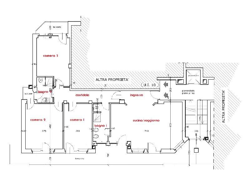 Appartamento in vendita a Andorno Micca, 4 locali, prezzo € 95.000 | Cambio Casa.it