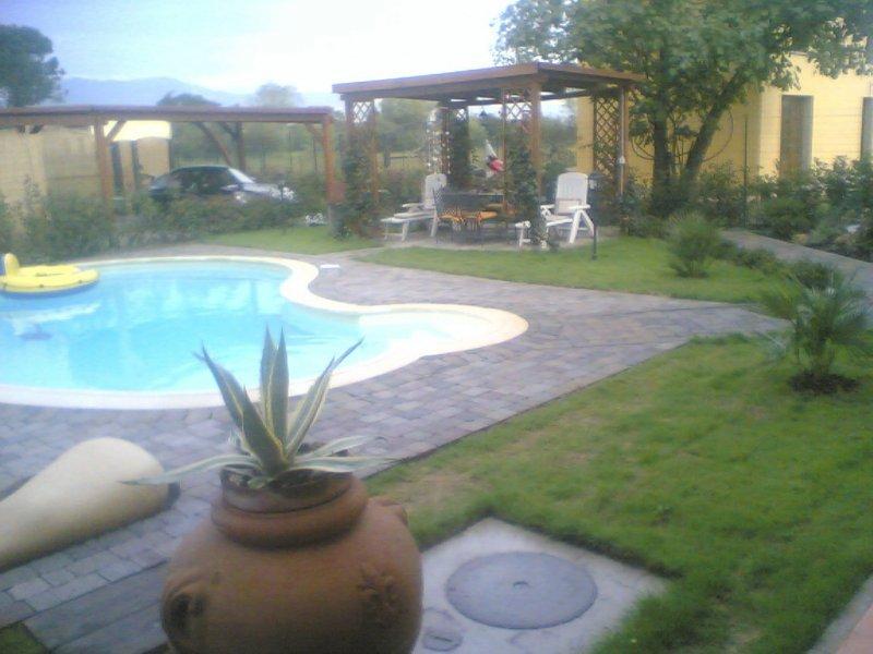 Villa a Schiera in Affitto a Prato