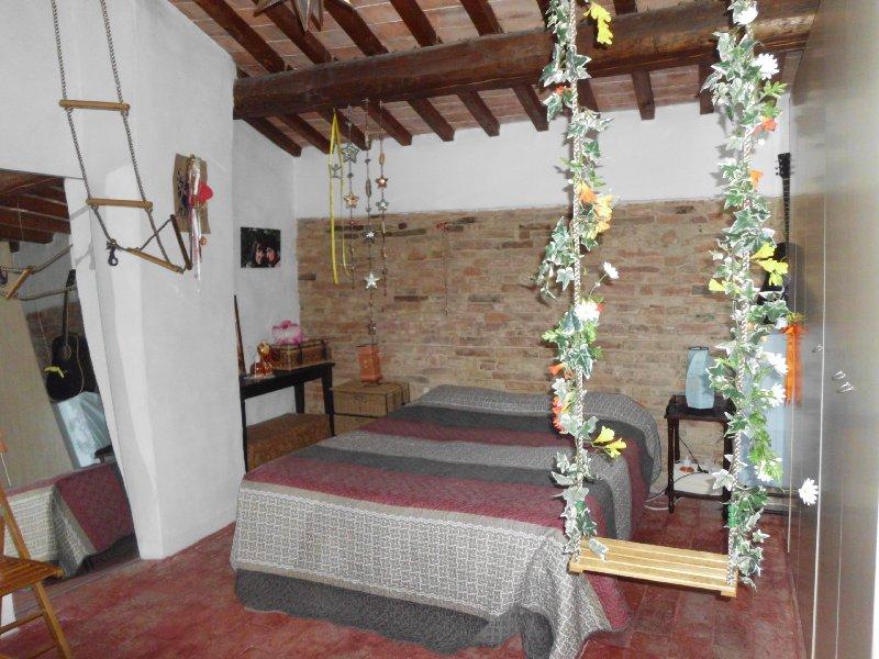 Attico / Mansarda in affitto a Peccioli, 2 locali, zona Zona: Legoli, prezzo € 450 | Cambio Casa.it
