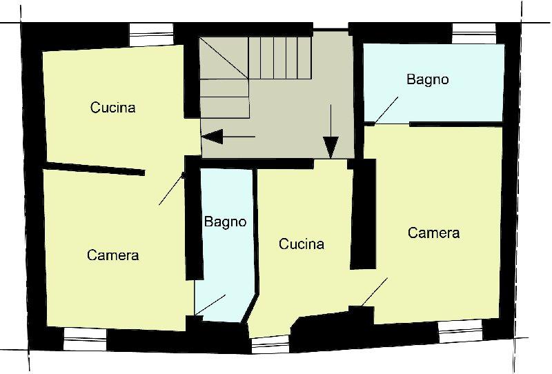 Bilocale Perugia Via Pinturicchio 2