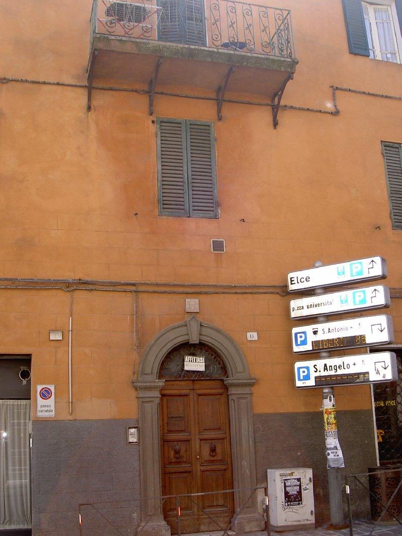 Bilocale Perugia Via Pinturicchio 7