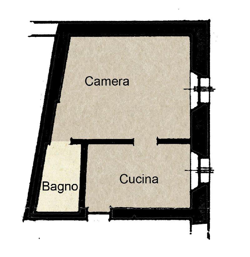 Bilocale Perugia Via Del Pasticcio 4