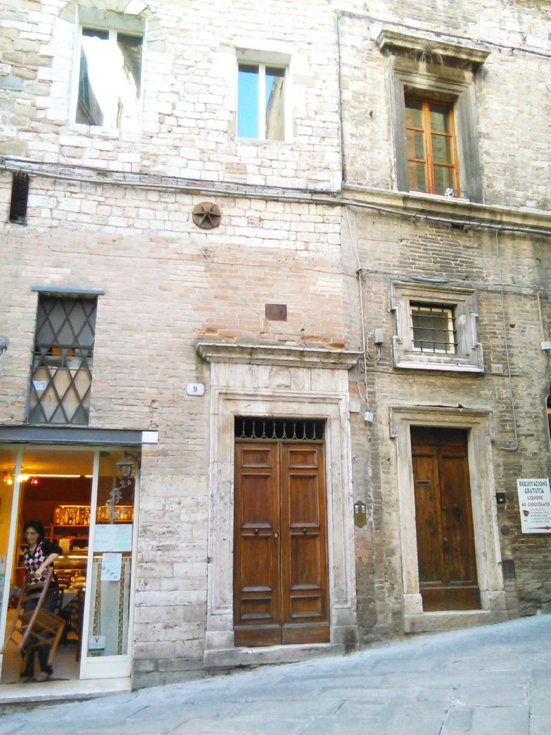 Bilocale Perugia Via Dei Priori 1