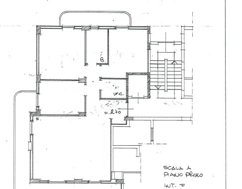 Appartamento affitto Perugia (PG) - 4 LOCALI - 55 MQ