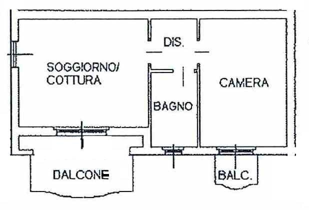 Bilocale Legnano Viale Sabotino 248 12