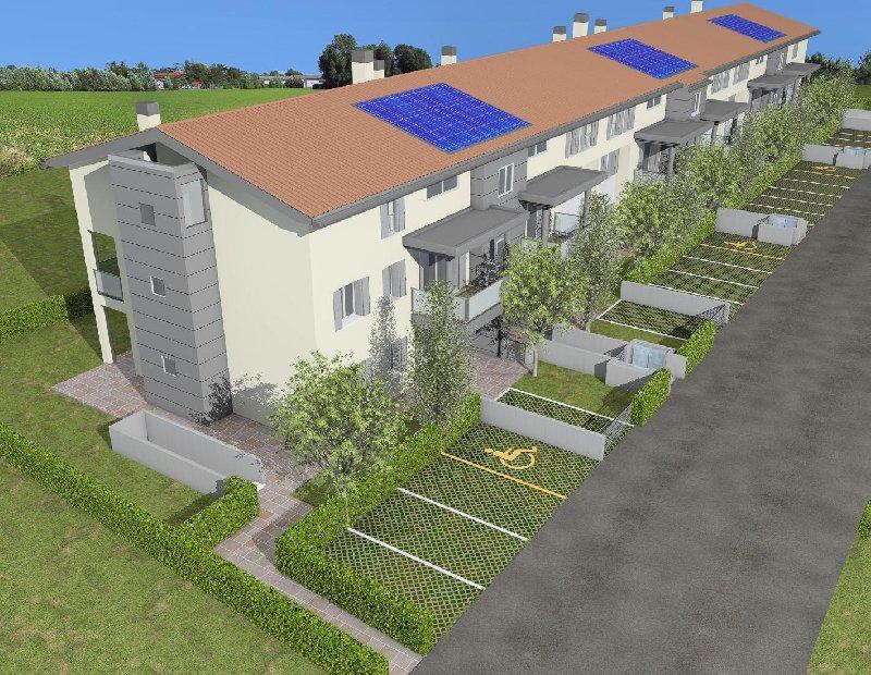 Attico / Mansarda in vendita a Quarto d'Altino, 4 locali, prezzo € 198.000 | Cambio Casa.it