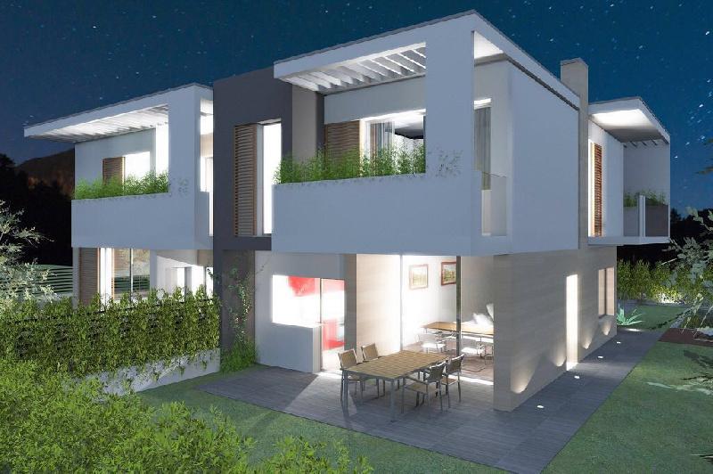 Villa vendita MONTENERO DI BISACCIA (CB) - 3 LOCALI - 95 MQ
