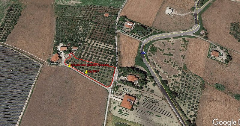 Cascina/casale vendita MONTENERO DI BISACCIA (CB) - 99 LOCALI - 2417 MQ