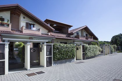 Villa a Schiera in Vendita a Casorezzo