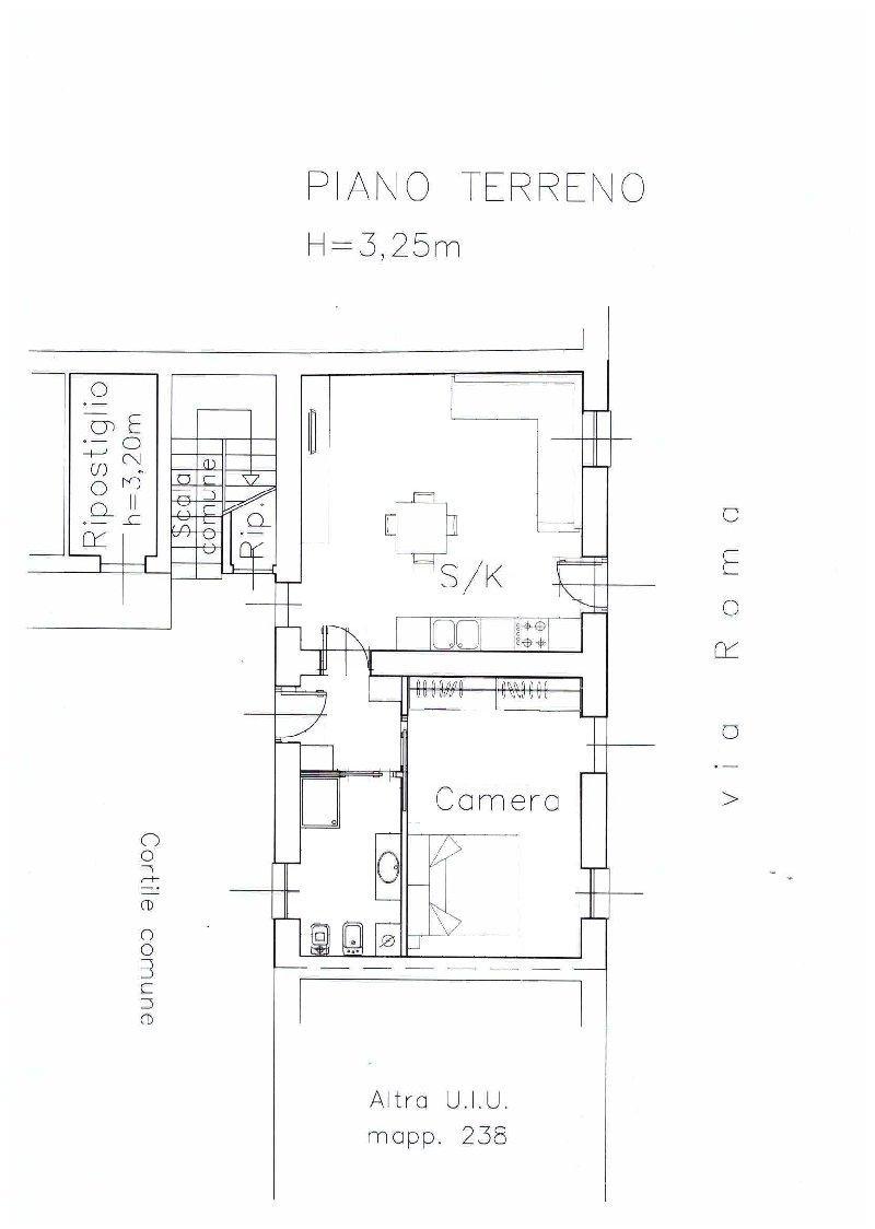 Bilocale Parabiago Via Roma 6 8