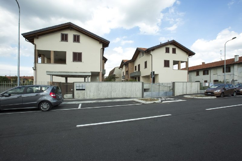 Bilocale Buscate Via Giuseppe Verdi 14 9