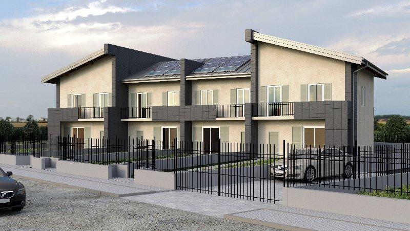 Villa a Schiera in Vendita a Vittuone
