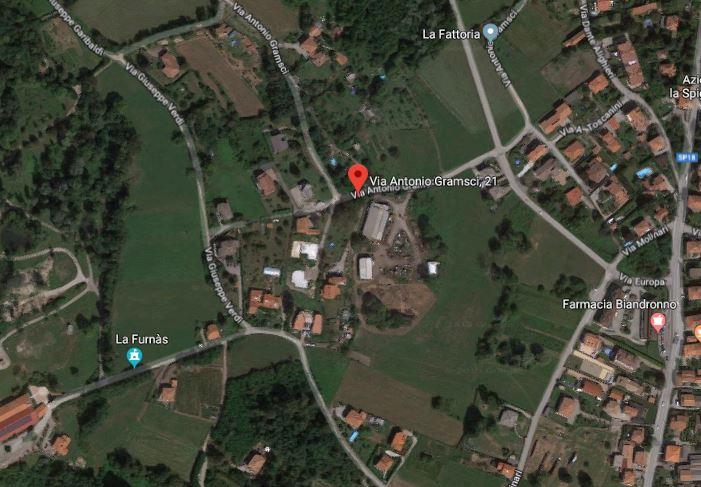 Terreno Edificabile Residenziale in vendita a Biandronno, 9999 locali, prezzo € 70.000 | CambioCasa.it