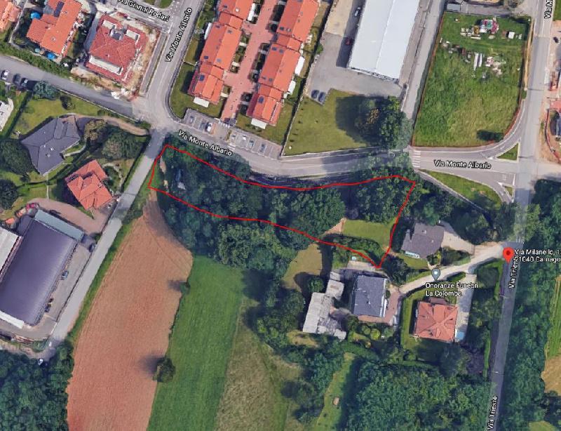 Terreno Edificabile Residenziale in vendita a Carnago, 9999 locali, zona Zona: Milanello, prezzo € 79.000 | CambioCasa.it