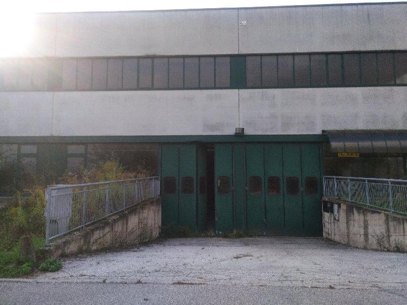 Capannone in vendita a Roncegno Terme, 9999 locali, prezzo € 206.000 | CambioCasa.it