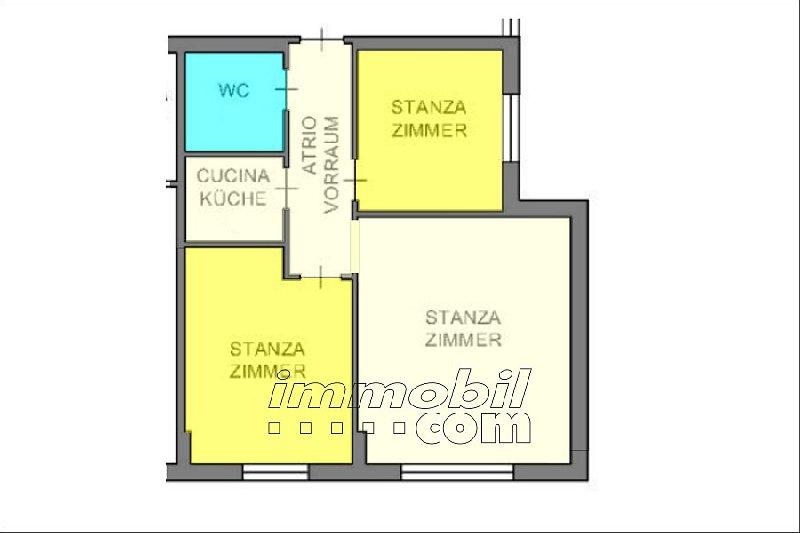Appartamento in vendita a Corvara in Badia, 3 locali, prezzo € 350.000 | CambioCasa.it